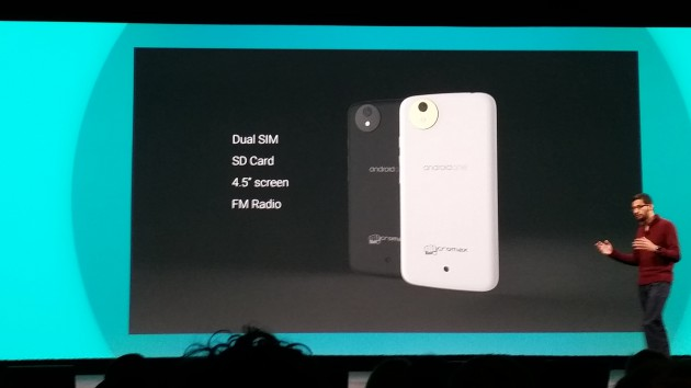 Android One Google IO