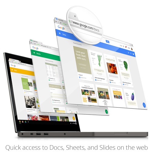 Google Drive Material Design Home Pages