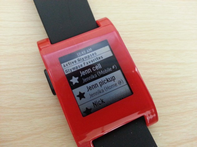 Pebble_Watch_Using_Glympse