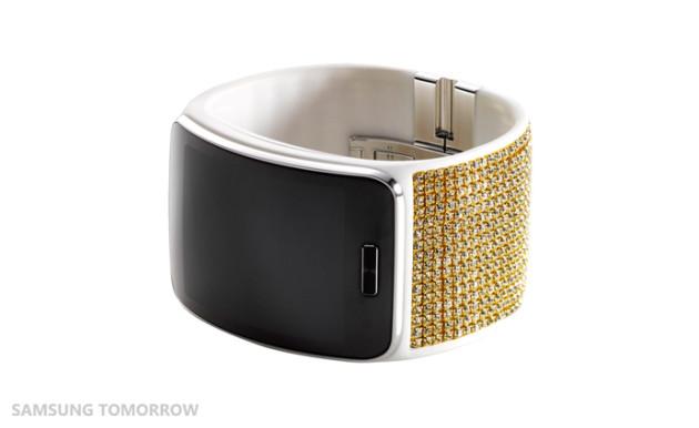 Samsung-Gear-S-Swarovski-Strap