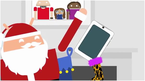 Androidify Santa appears in new Google 'Be Together Not ...