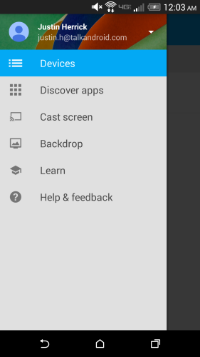 chromecast_material_design_menu_screenshot