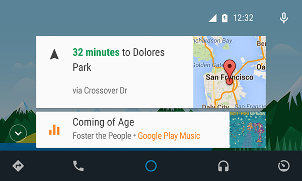 android_auto_sample_directions