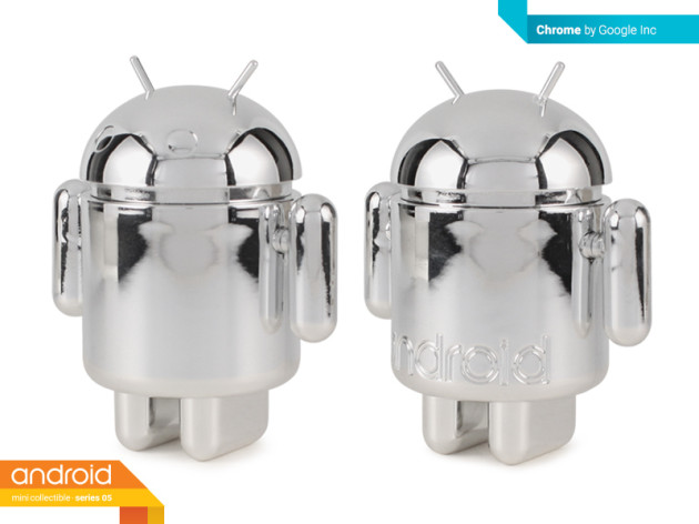 android_mini_collectible_series_05_chrome_figurine_front_and_back