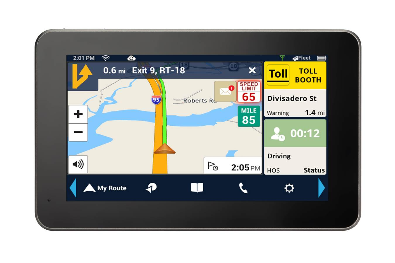 New Magellan Roadmate Gps Built On Top Of Android