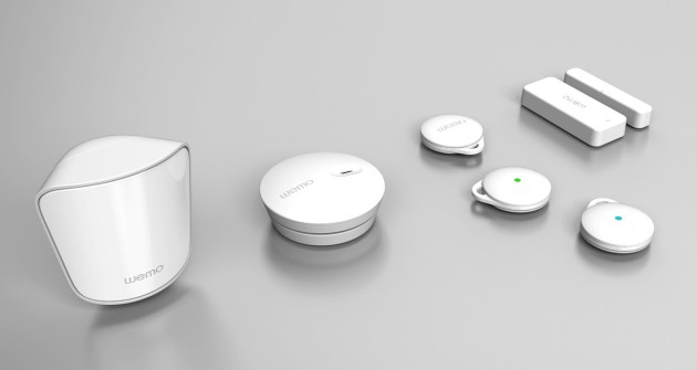 wemo sensors