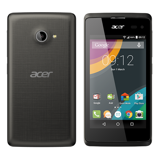 The Acer Liquid Z220 Is A 4 Inch Dual Core Handset With A