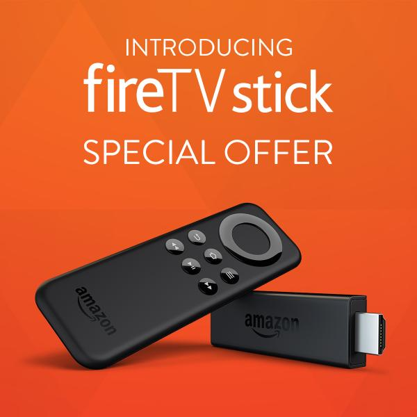 Amazon Fire Stick- Amazon Prime