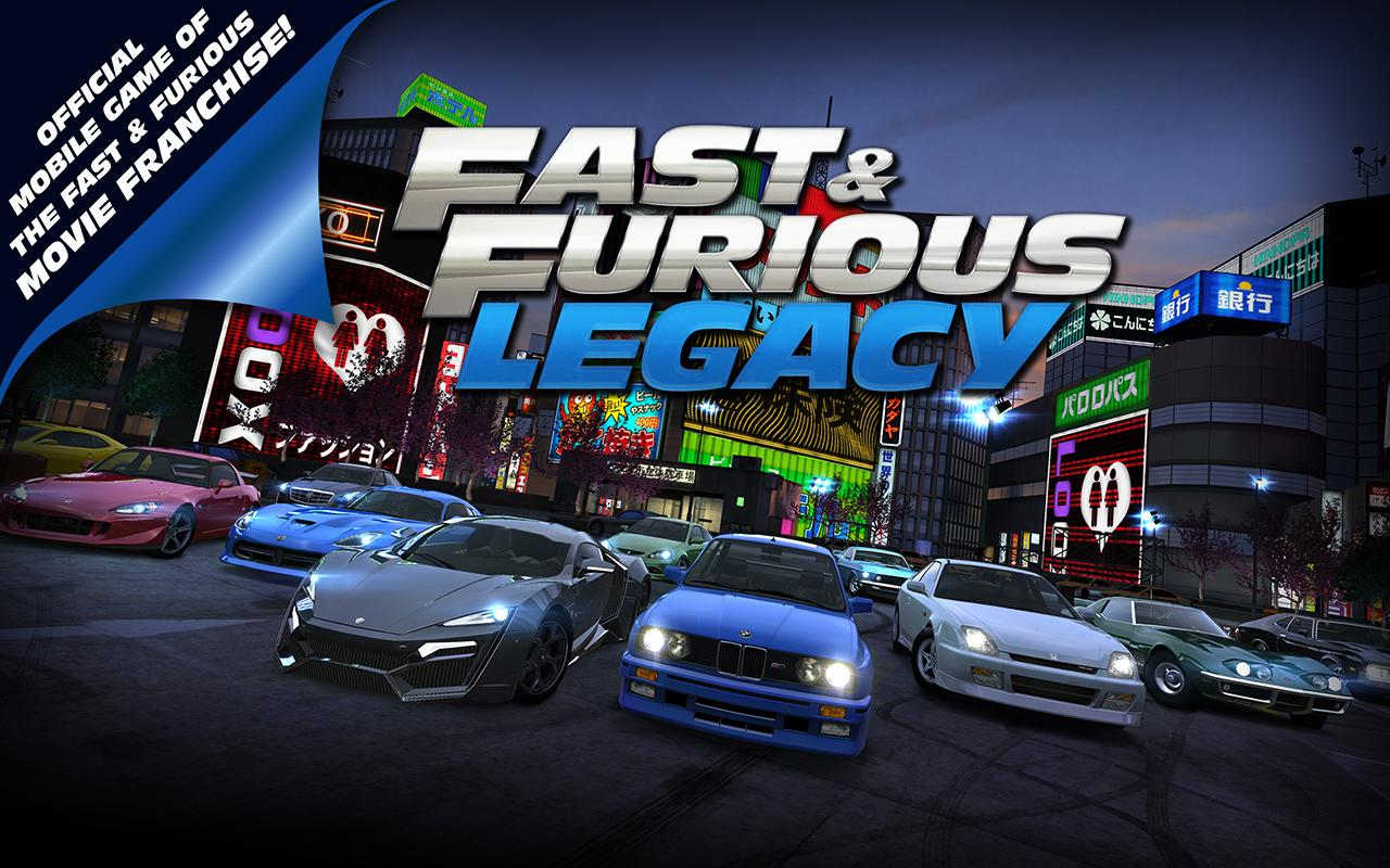 fast and firous