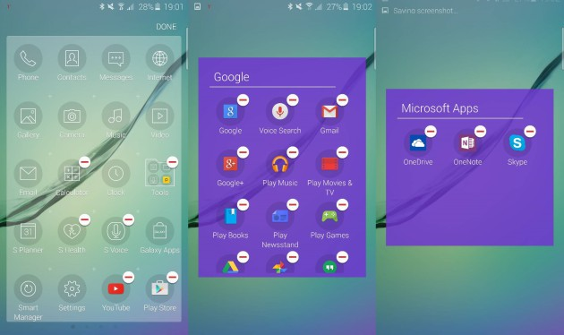 Galaxy S6 uninstalled apps (2)