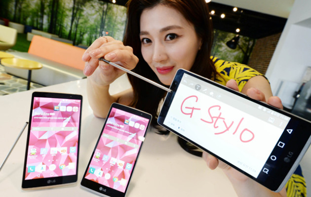 LG G Stylo - with Stylus