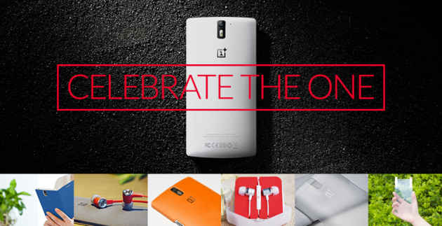 OnePlus - Celebrate 1st Birthday