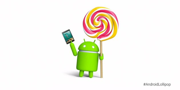 Nexus9 - Android 5.1 update