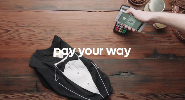 Android Pay Your Way