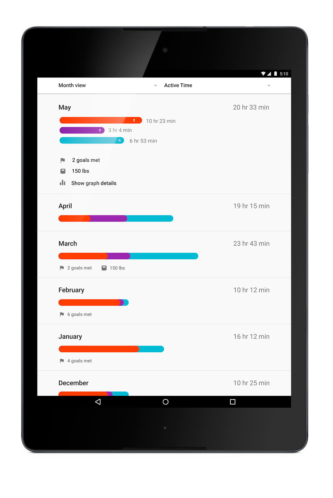 google_fit_month_view_log_tablet