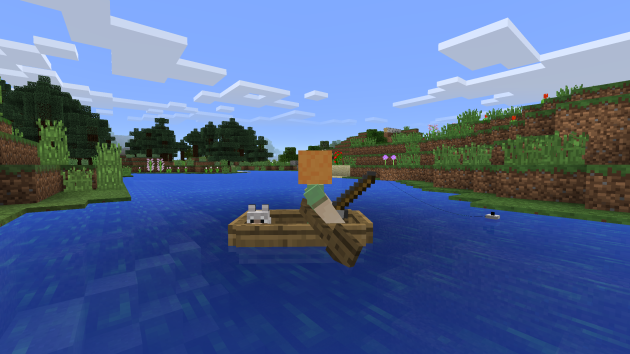 minecraft_pocket_edition_boat