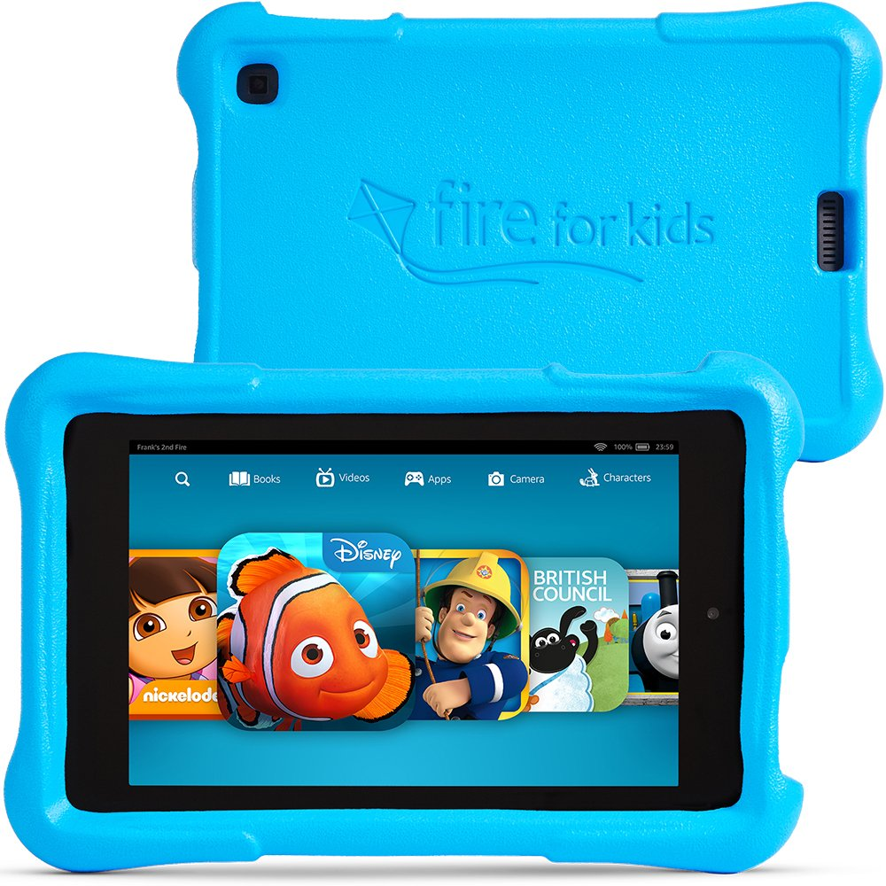 Amazon's Fire HD Kids Edition tablet is available to pre ...