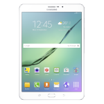 galaxy tab s2 white front