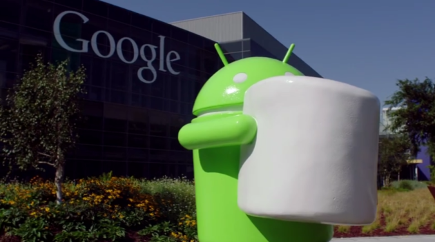 android_6-0_marshmallow_statue_lawn_building