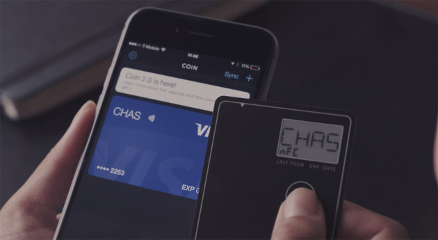 coin nfc credit card