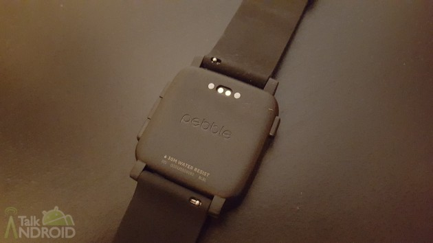 pebble time gray back TA
