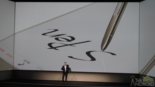 samsung_unpacked_2015_galaxy_note_5_s_pen_writing_TA