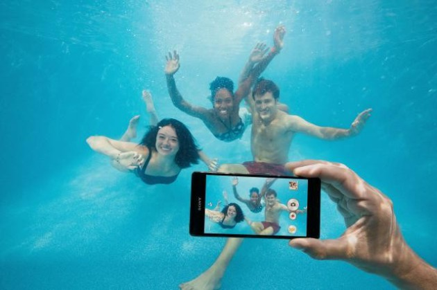 Sony_Z5 handsets_underwater phots_camera_091115