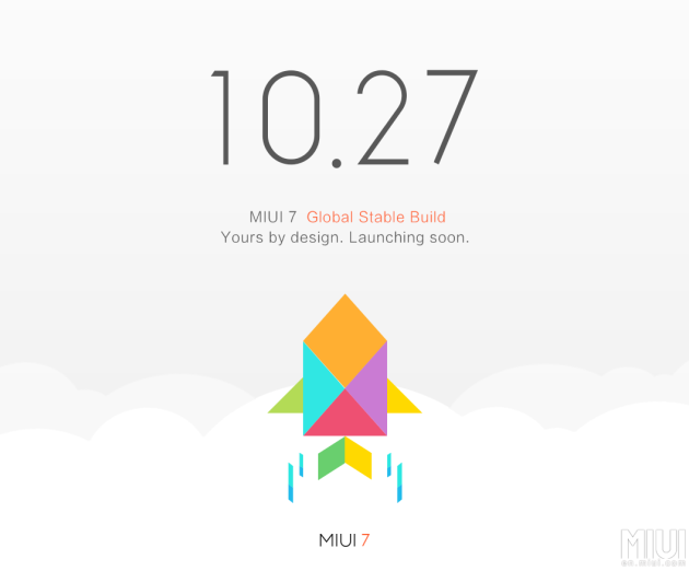 MIUI 7 Stable