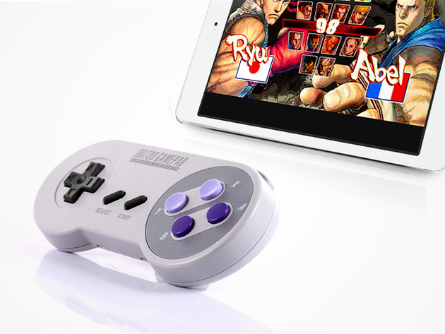 SNES30-Bluetooth-Controller