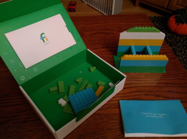 project fi lego kit