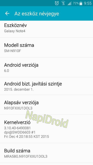 Samsung_Galaxy_Note 4_Android6.0_update_Hungary_screenshot_120615