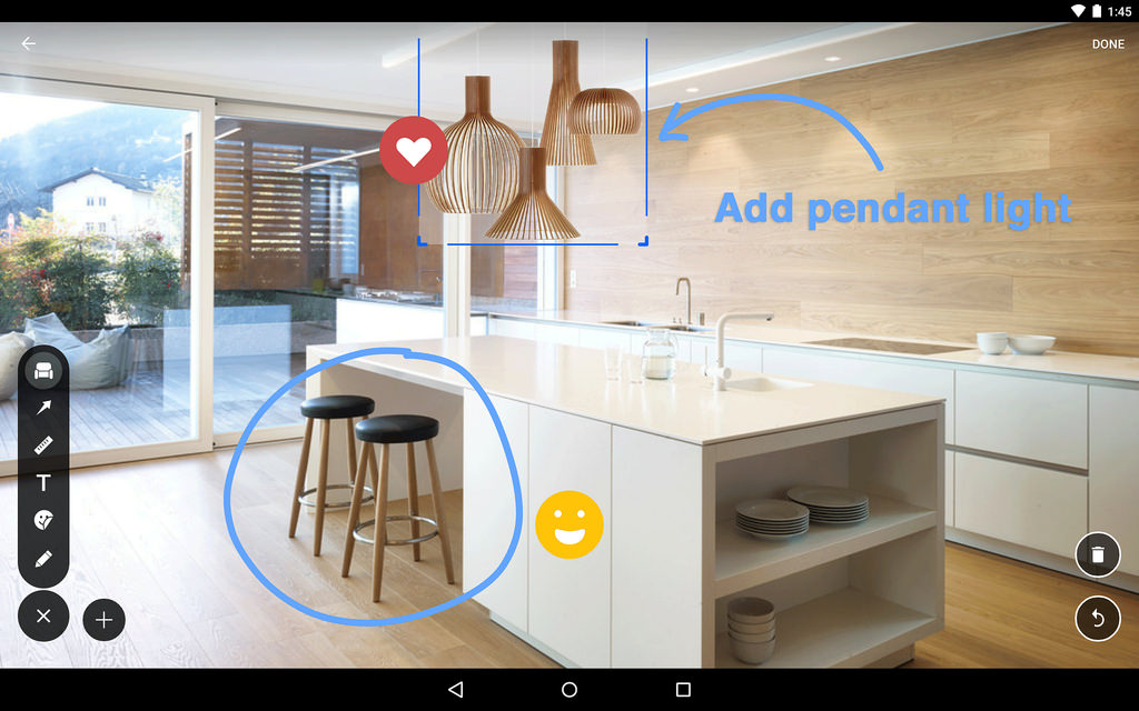 Interior Design App Houzz Gets Updated With Sketch Support