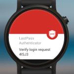 lastpass authenticator 6