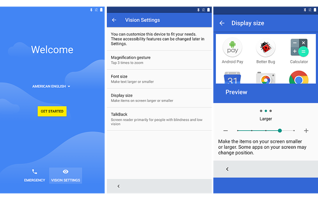 Google Adding More Accessibility Options To Android