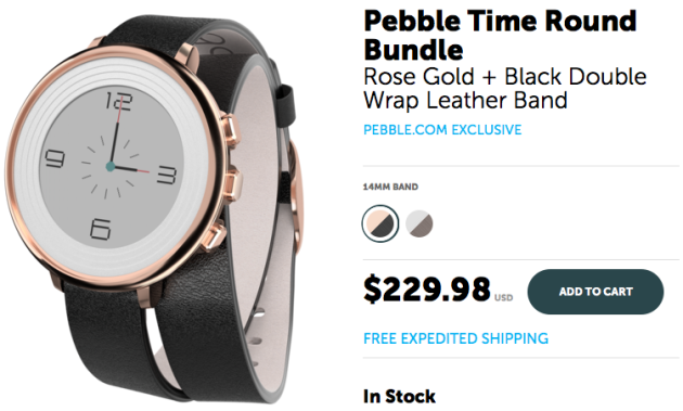 pebble_time_round_double_wrap_leather_band_mothers_day