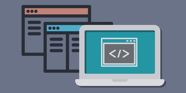 total web development course
