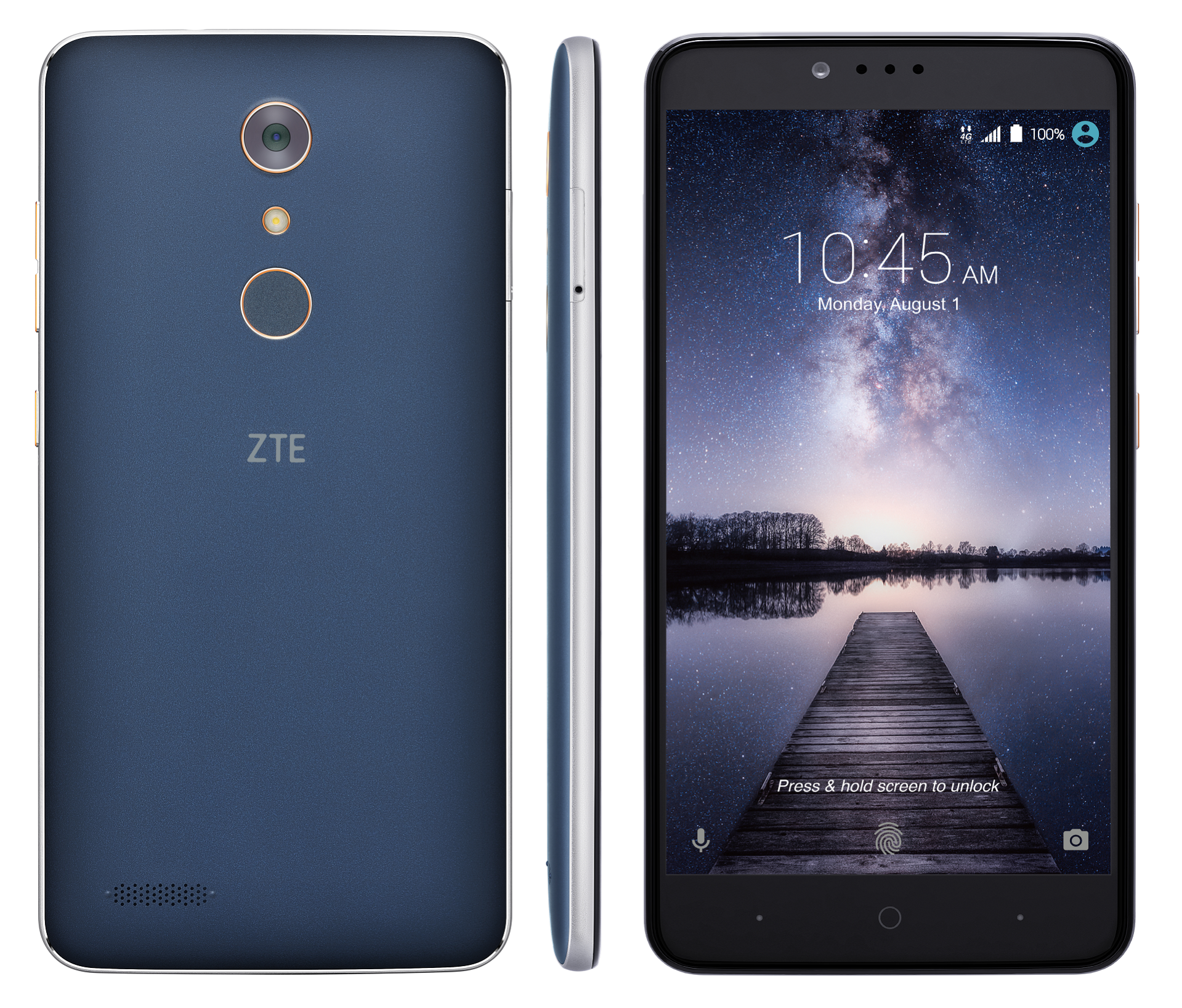 Penang zte zmax pro google account sure which
