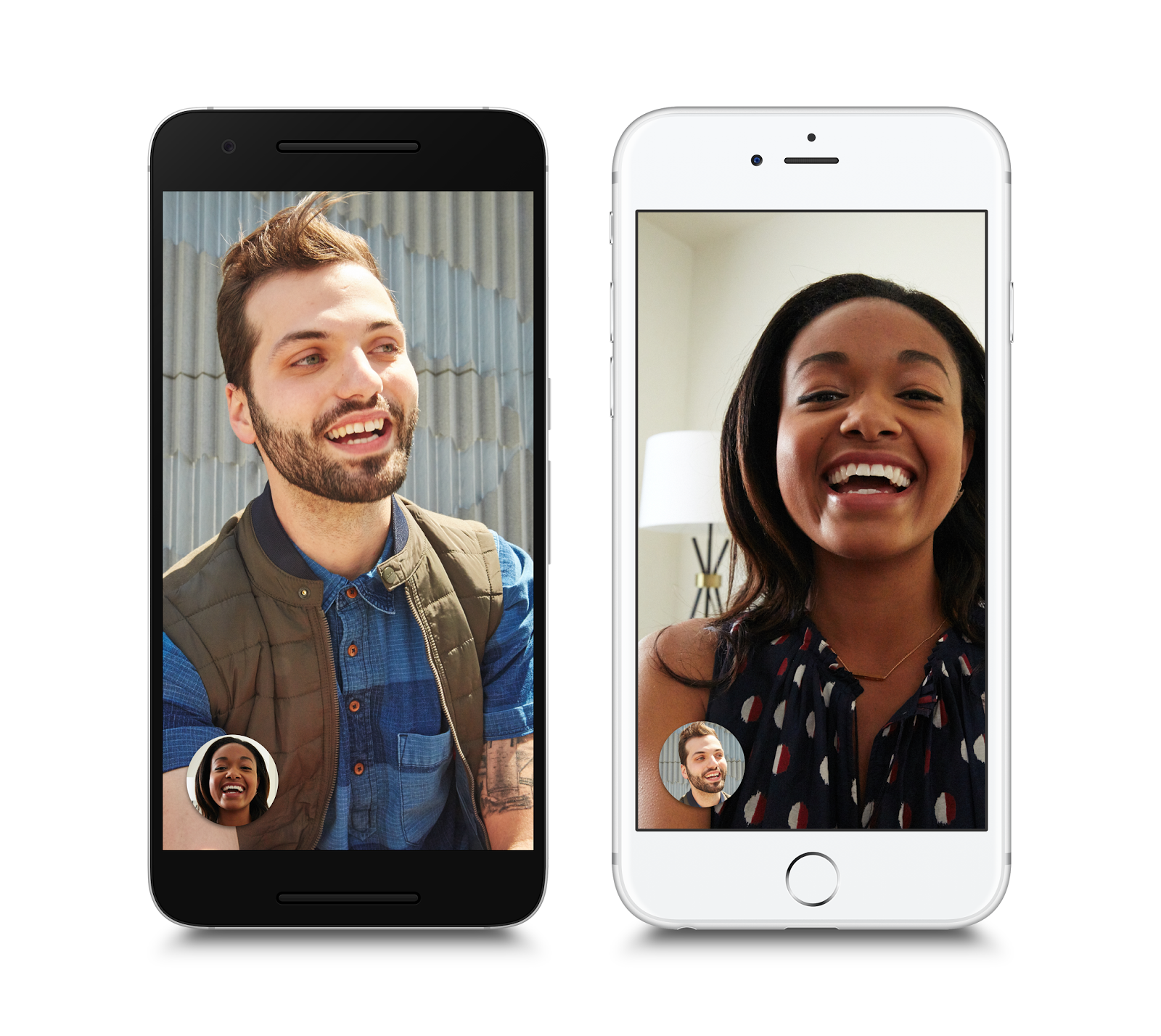 Camera Android Video Phone App google begins rollout for video calling app duo on android and ios ios