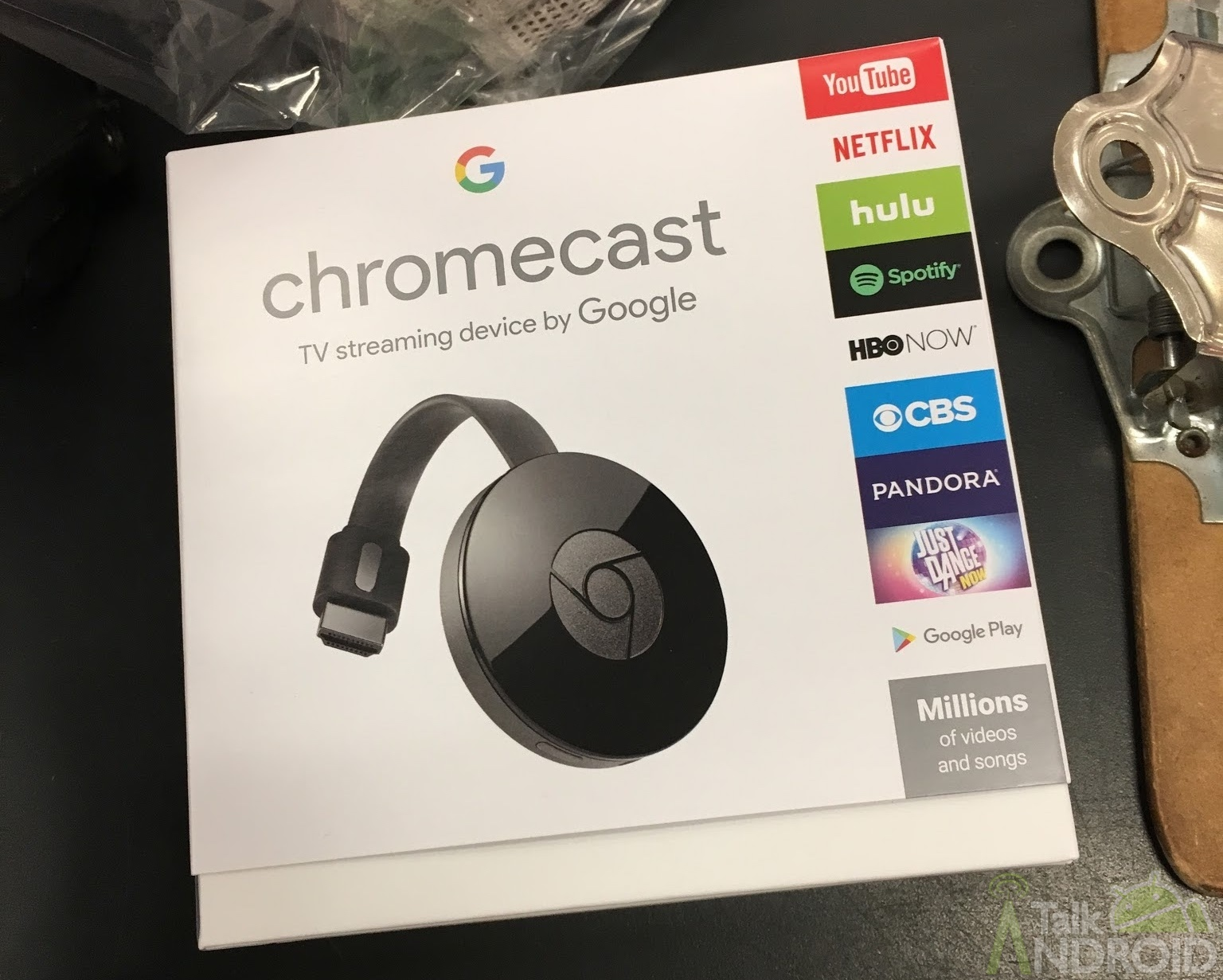 Google changes existing Chromecast packaging before the ...