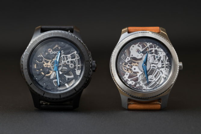 Samsung shows off new concept Gear S3 watches at ...