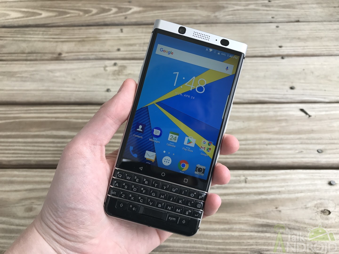 BlackBerry's big comeback revealed with BlackBerry KeyOne release date