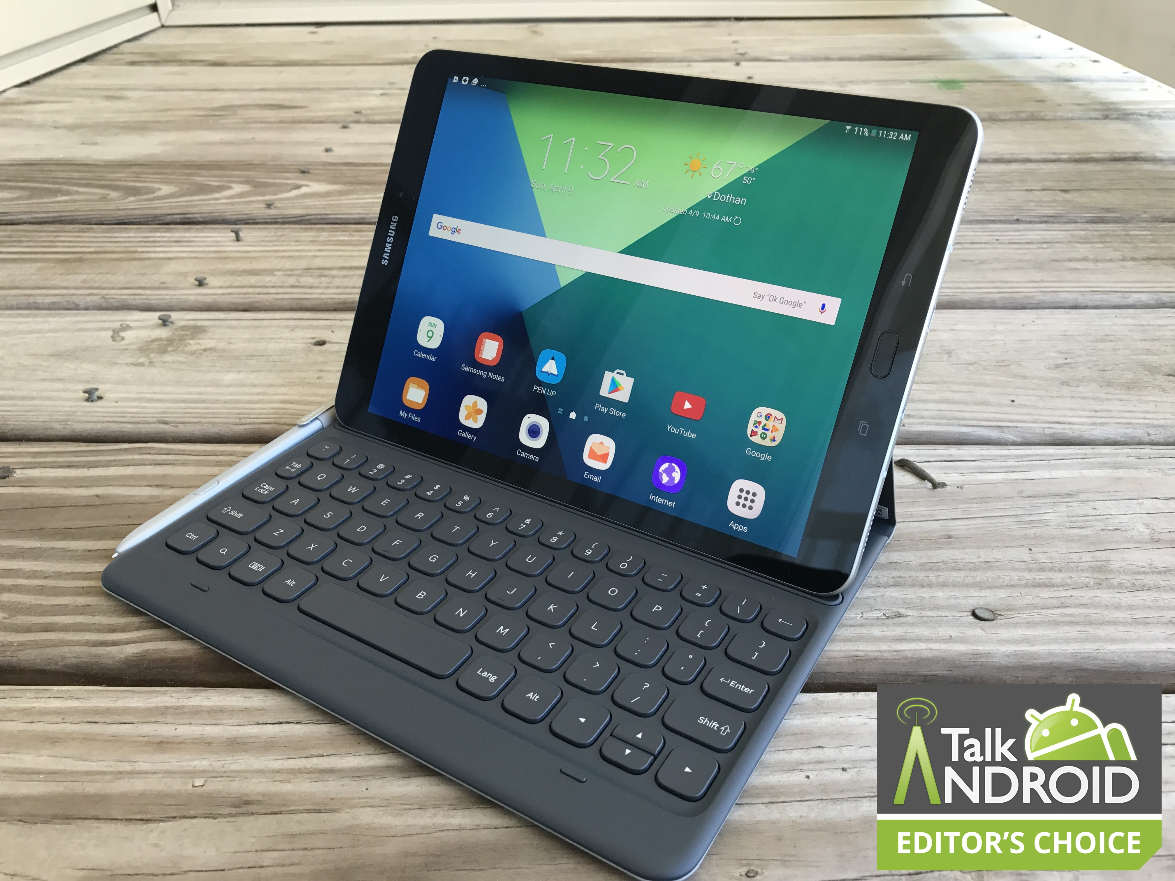 samsung galaxy tab s3 review android s expensive ipad killer. Black Bedroom Furniture Sets. Home Design Ideas