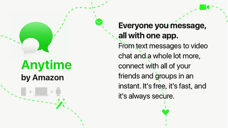 Amazon working on its own social network app to compete with Facebook