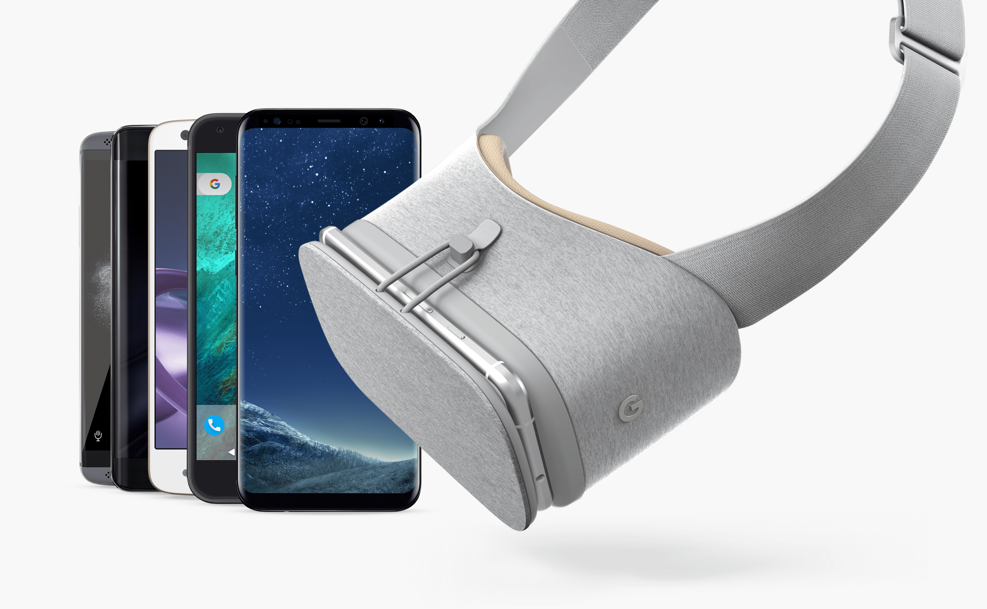 Best of both worlds: Samsung Galaxy S8 is now compatible with Google Daydream