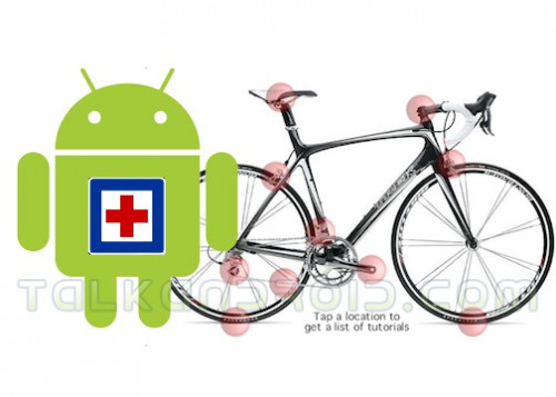 Bike Doctor App for Android