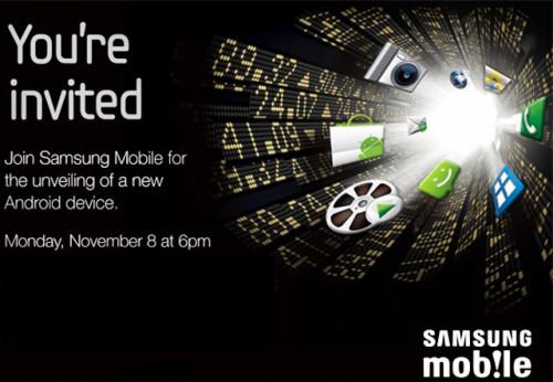 Samsung Mobile Event
