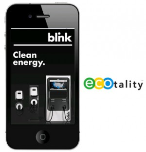 Blink Charging Stations >> Ecotality Will Release The Blink Mobile Ev Charging App This