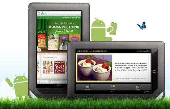 The Best Nook Color Android Apps - Business Insider