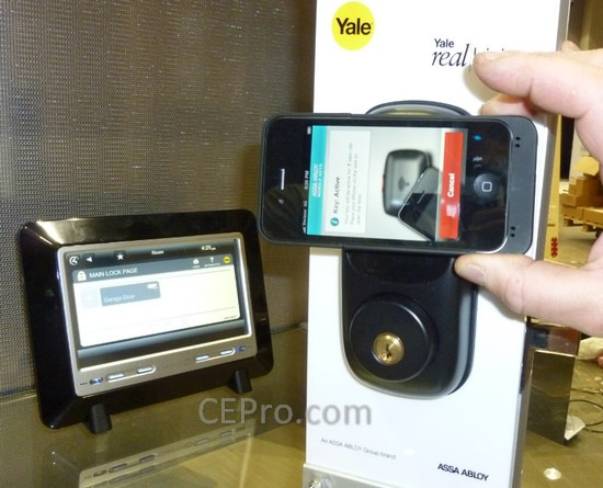 Yale To Offer First Nfc Enabled Door Lock Talkandroid Com