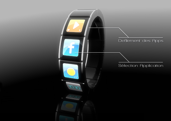Watch The Future Concept Device Would Be An Awesome